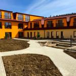 Výstavba Penzionu pro seniory
