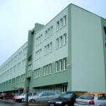 Fasáda občanské budovy - TDI